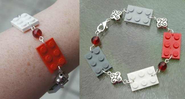 feest glasparel armbanden