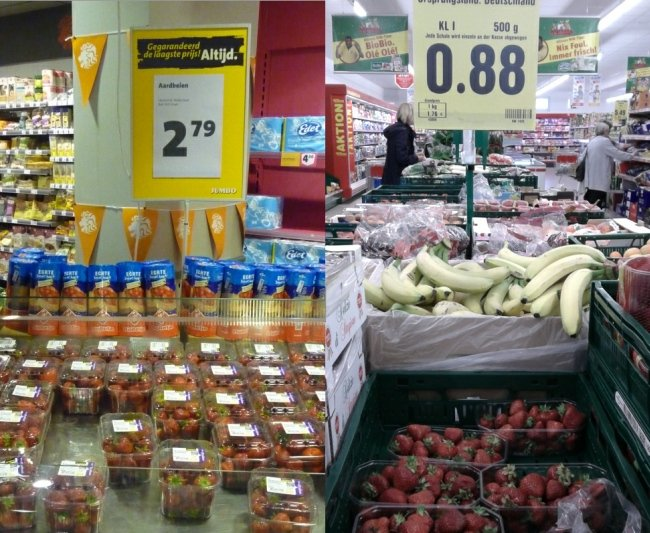 69b70630a88 Het is ook heel raar dat zo goed als ALTIJD de nederlandse komkommer in  Duitsland goedkoper is dan in Nederland zelf! Deze week was het verschil  klein, ...