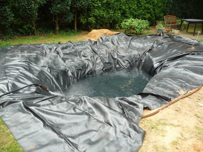 Nieuwe vijver maken kralenkwarts blog for Zwembad voor in de tuin met pomp